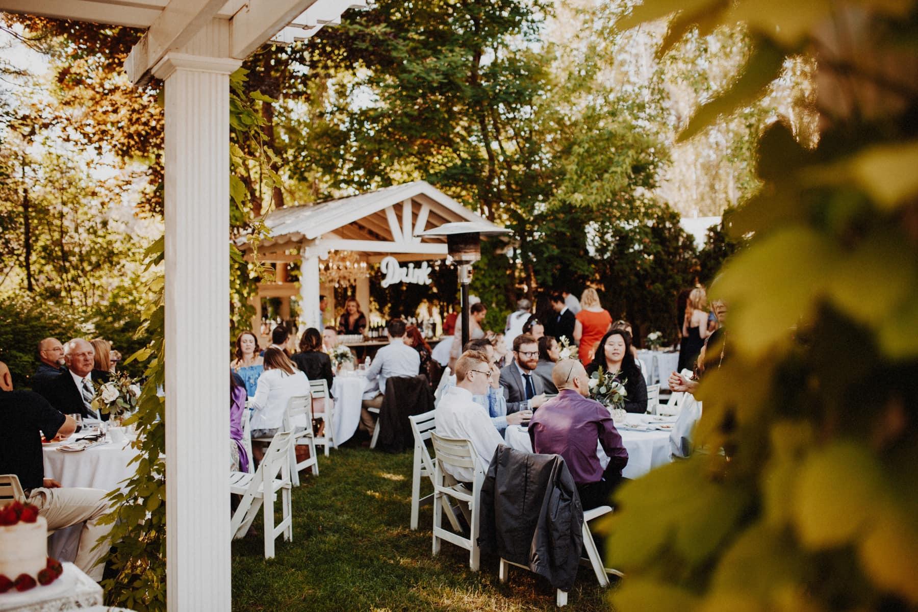 Portland Garden Wedding
