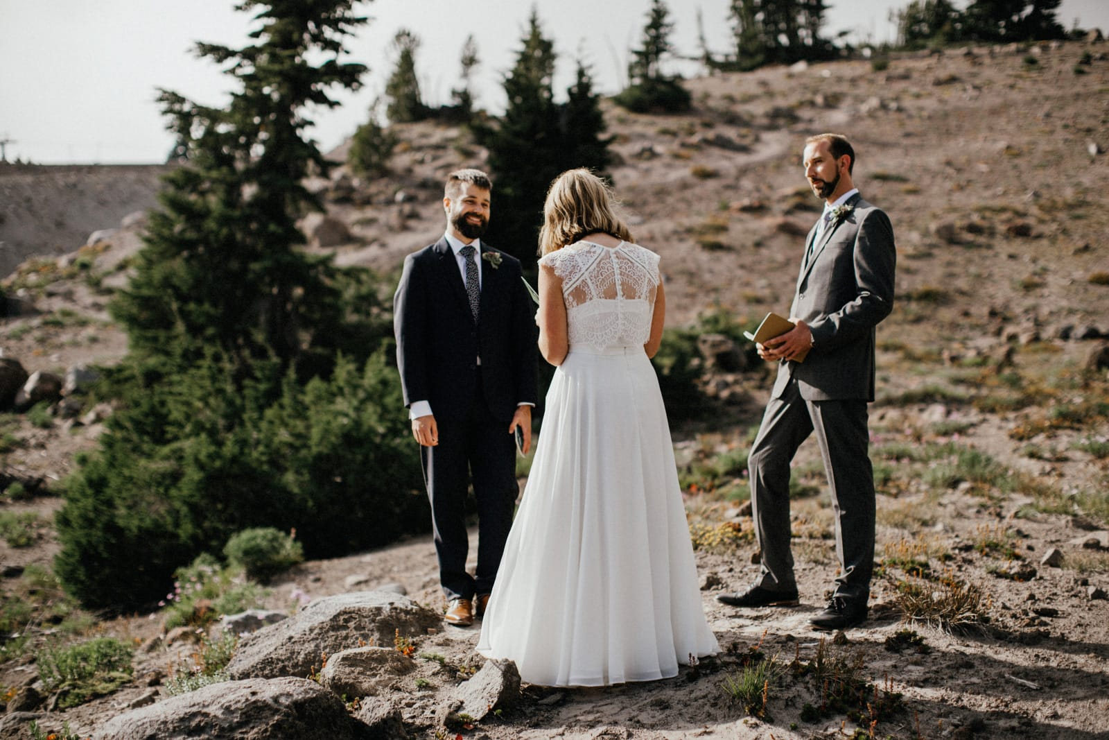Mt Hood Elopement at Timberline Lodge